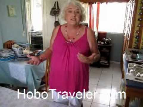 Tela Honduras Interview with Liz Living in in a 220 USD  Per Month Apartment