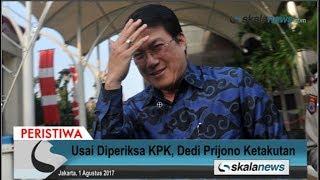 Skalanews.com - Komisi Pemberantasan Korupsi (KPK) memeriksa kakak Andi Agustinus (Andi Narogong), Dedi Prijono sebagai saksi dalam penyidikan kasus dugaan korupsi pengadaan e-KTP, dengan tersangka Setya Novanto (Setnov).Usai menjalani pemeriksaan di Gedung KPK, Jakarta, Selasa (1 Agustus 2017), Dedi tidak mau memberikan komentar terkait pemeriksaannya.[Risman Afrianda]Video: Deni HardimansyahVideo Editing: Danu NugrohoMusic: Motivational and Inspiring