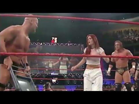 Stone Cold Steve Austin,Triple H,Stephanie McMahon Vs The Hardy Boyz,Lita  Raw 09-04-2001