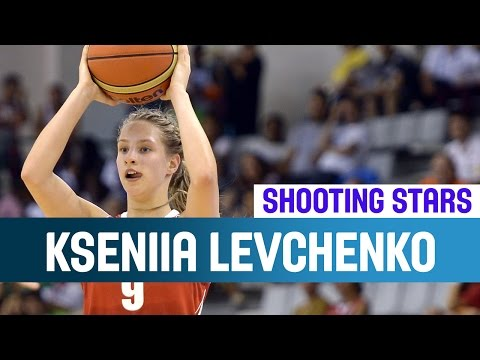 shooting - We profile the smiling Kseniia Levchenko, one of the rising stars of European basketball and one of the top performers at the 2014 U18 European Championship Women in Matosinhos. Please subscribe...