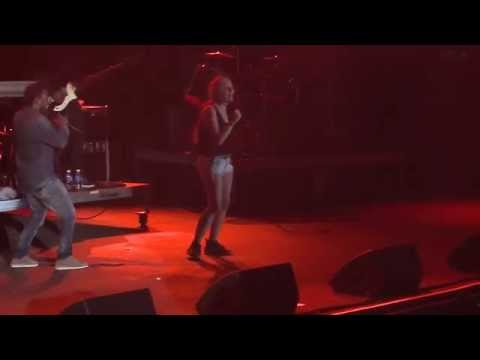 Girl Raps Onstage With Kendrick
