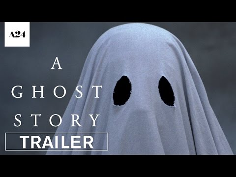 A Ghost Story | Official Trailer HD | A24 (Casey Affleck, Rooney Mara)