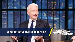 Video Anderson Cooper's Mom Emailed Him in the Middle of a Hurricane for Instagram Advice MP3, 3GP, MP4, WEBM, AVI, FLV Oktober 2018