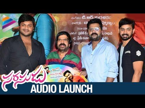 Video Simbu's SARASUDU Telugu Movie Audio Launch Highlights | Manchu Manoj | Nayanthara | Telugu Filmnagar download in MP3, 3GP, MP4, WEBM, AVI, FLV January 2017