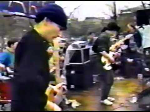 Live Music Show - Fugazi (Live in front of The White House, January 12, 1991 (Gulf War 1 Protest))