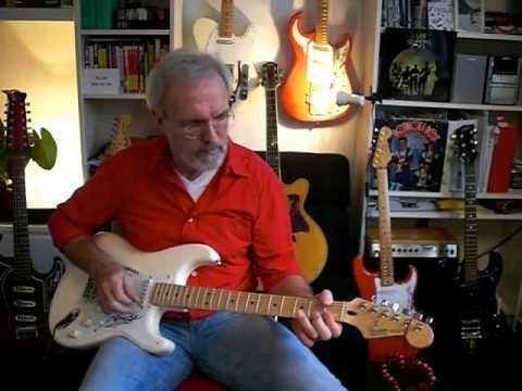 Johnny guitar II   cover
