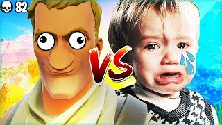 Video 1VS1 CONTRA NIÑO RATA DE 10 AÑOS (Trolleo en Fortnite) MP3, 3GP, MP4, WEBM, AVI, FLV November 2018