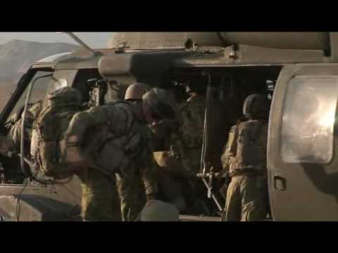 Joint Afghan-Australian Operation Supports Security In Oruzgan