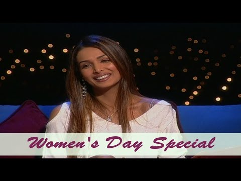 Shekhar Suman interviews the beautiful Malaika Aro