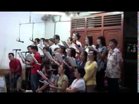 GX. CÔNG LÝ – ĐIỂM HẸN GIÊSU THÁNG 6-2013