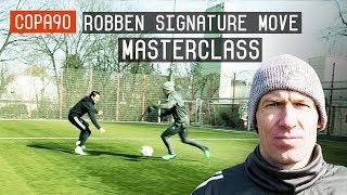 Video Arjen Robben Signature Move Masterclass | European Nights MP3, 3GP, MP4, WEBM, AVI, FLV Juni 2018