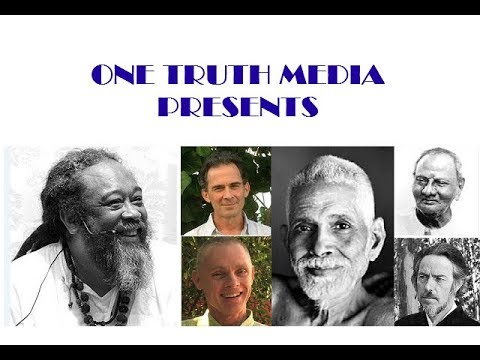 One Truth Media: Mooji, Rupert Spira and Ramesh Balsekar – Enlightenment Not Unlimited Bliss