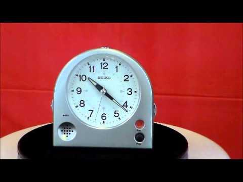 Seiko Quartz Alarm Clocks Cool Alarm Clocks Www Top