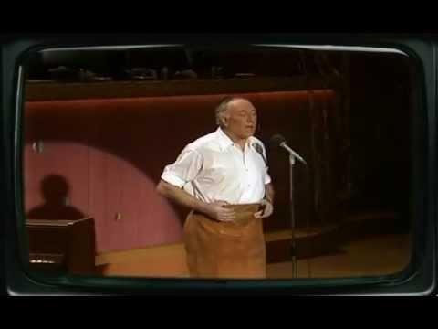 Ernst Neger - Medley Fastnachtslieder 1979