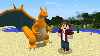 Minecraft Pokemon #1
