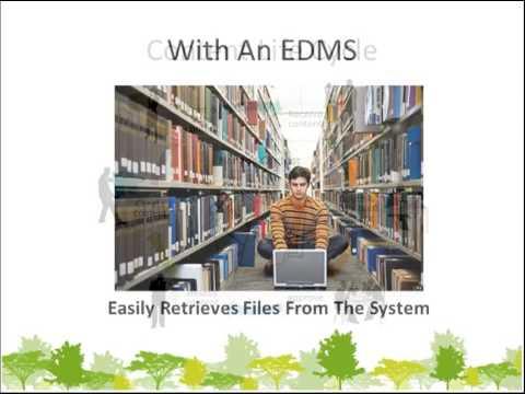 Online Document Management Software System