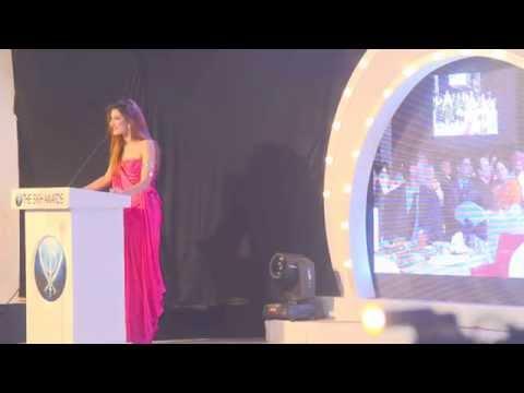 Sonai Gupta Hosting The Sikh Awards in Delhi September 2015