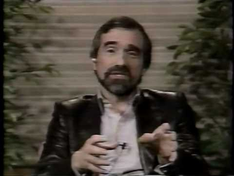 """Martin Scorsese Canadian Interview 1986 """"The color of Money"""""""