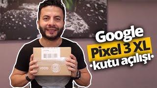 1.000 dolarlık Google Pixel 3 XL kutusundan çıkıyor!