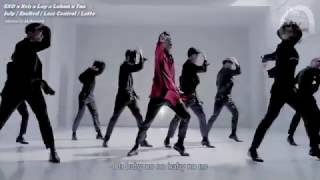 Video EXO/LAY/KRIS/TAO/LUHAN - July/Lose Control/Excited/Black White/Lotto ( MashUp ♪ ) MP3, 3GP, MP4, WEBM, AVI, FLV Januari 2018