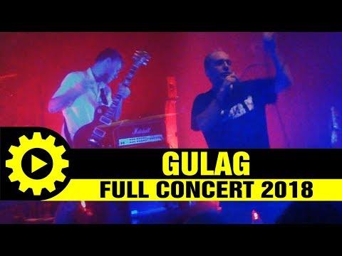 ΓΚΟΥΛΑΓΚ - GULAG Full Concert w/ DEAD KENNEDYS [30/6/18 Thessaloniki Greece]