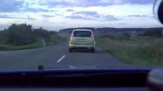 Subaru Impreza WRX STI 2009 And Ford Focus RS 2009 Test Drive