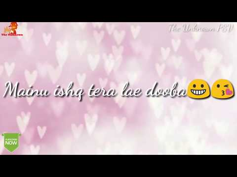 Lae Dooba    Aiyaari    Tera Ishq Lae Dooba Status Video    Lae Dooba Status Vid