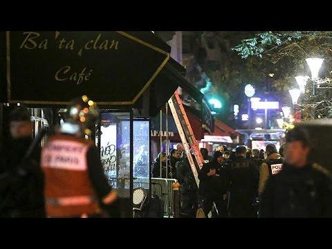 Παρίσι: «Σερνόμασταν προς την έξοδο κινδύνου» λέει μια κοπέλα στο euronews