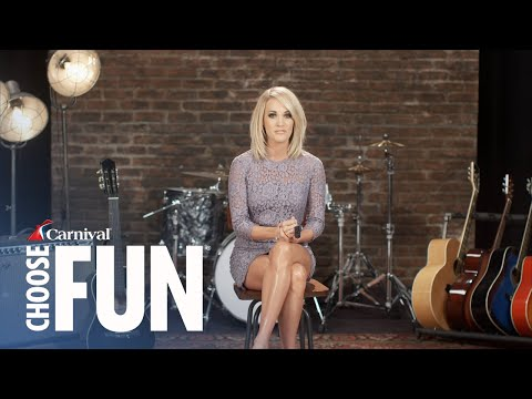 CARRIE UNDERWOOD: Sailing the High Seas for a Cause