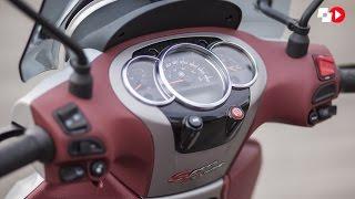 7. Piaggio Beverly 350IE ABS - Prueba, opinión y detalles