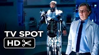 RoboCop TV SPOT - Choices (2014) - Joel Kinnaman Sci-Fi Movie HD