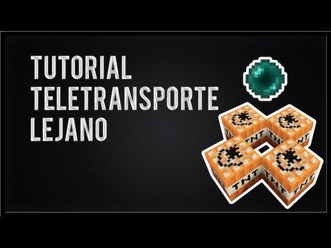 Minecraft - Teletransporte Lejano