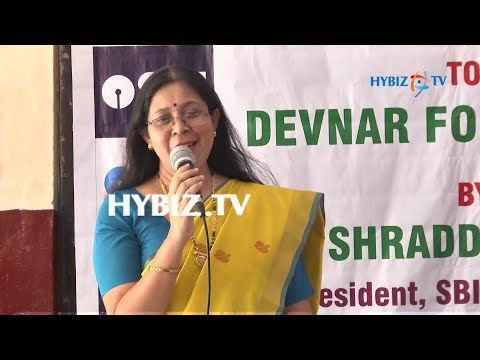 SBI Ladies Club CSR Activity at Devnar Foundation
