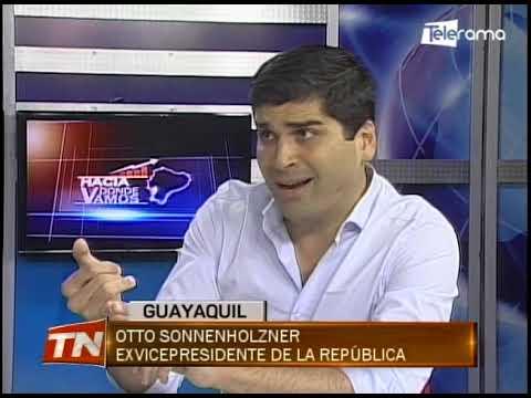 Hacia Dónde Vamos: La institucionalidad democrática y los desafíos del Ecuador