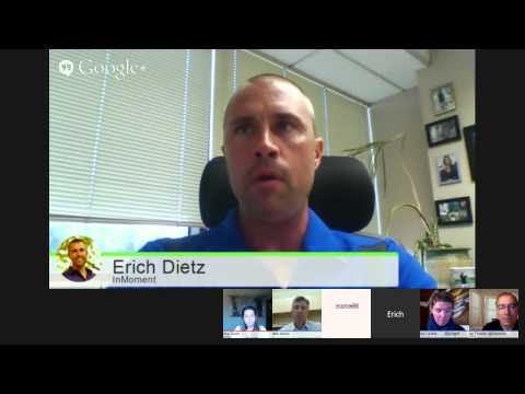 CXPA Google+ Hangout with the CX Experts: CCXP and Open Discussion