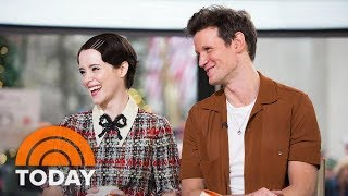 Video 'The Crown' Stars Claire Foy And Matt Smith Open Up About Season 2 | TODAY MP3, 3GP, MP4, WEBM, AVI, FLV Mei 2018