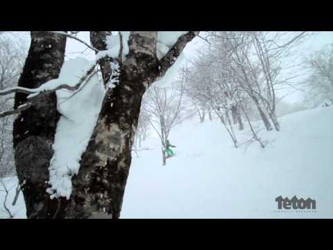 Exploring Japan - Jeremy Jones' Further Unplugged Episode 1