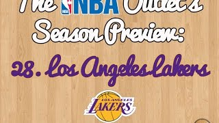 The NBA Outlet's Preview Series: 28. Los Angeles Lakers