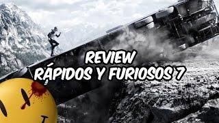 Nonton Reseña de Rápidos y Furiosos 7   Furious 7 Review Film Subtitle Indonesia Streaming Movie Download