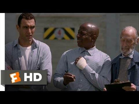 Mean Machine (2/9) Movie CLIP - Try-Outs (2001) HD