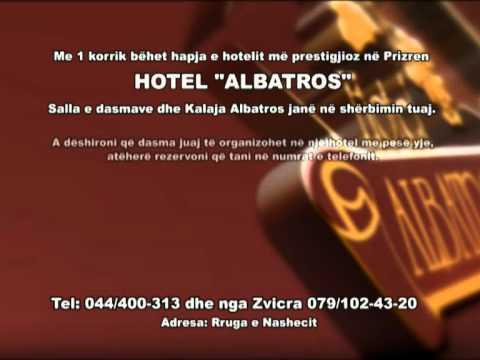 salloni dasmave - Salloni i dasmave Hotel Albatros dhe vera nga Kalaja Albatros Prizren Kosovë Tel. Ks. 044 400 313 Tel. Ch. 079 102 43 20 www.vin-albatros.com, E-mail: info@v...