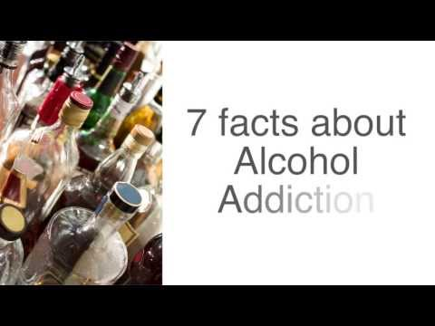 7 Facts About Alcohol Addiction
