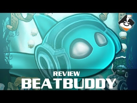 beatbuddy tale of the guardians pc gameplay