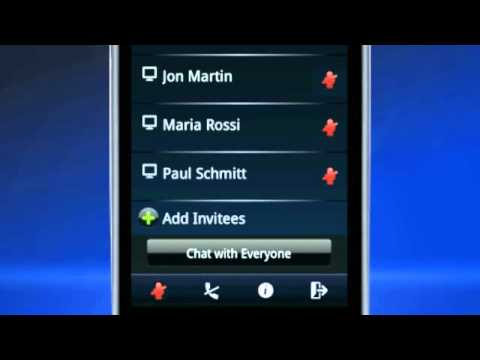 Video of Cisco WebEx Meetings