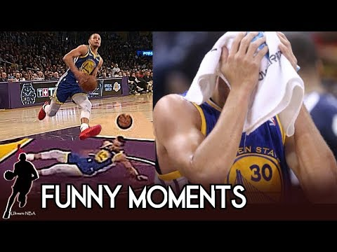 Most Funny NBA Bloopers - 2018/2019