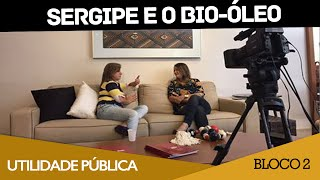 Sergipe and Bio-oil - interview with Dr. Laisa Canielas Block 2