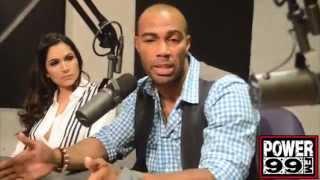 Omari Hardwick Explains 50 Cent Executive Hat On Starz Series 'Power'