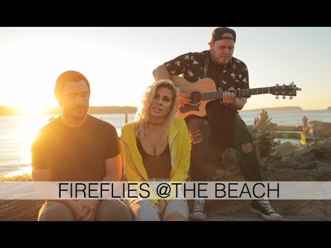 "Owl City  ""Fireflies"" Cover by Andie Case"