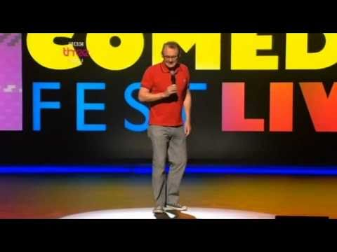 Sean Lock - Edinburgh Comedy Fest 2010