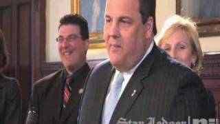 New Jersey Governor Chris Christie calls Star-Ledger columnist thin-skinned